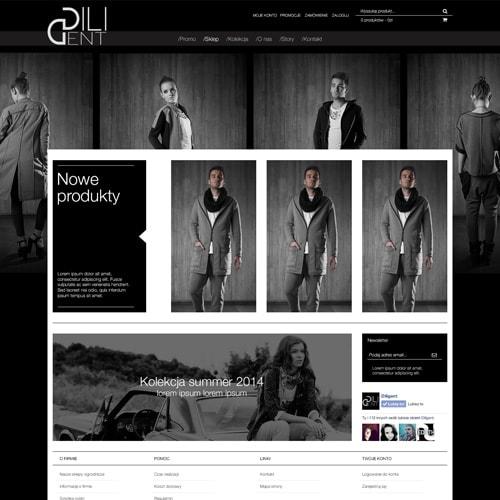 Diligentclothes webstore